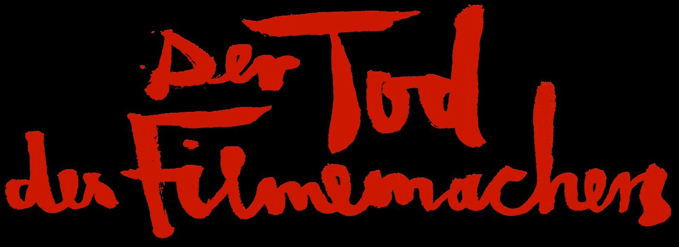 Der Tod des Filmemachers